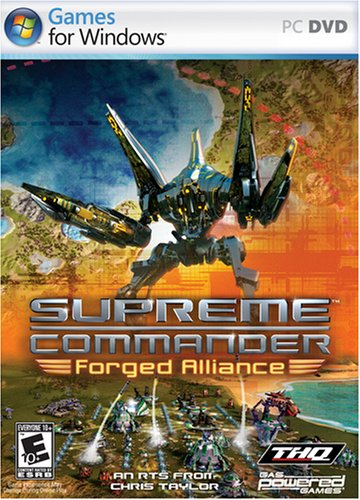 Supreme Commander: Forged Alliance - PC (Best Computer For Total War Games)