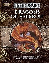 Dragons of Eberron (Dungeon & Dragons d20 3.5 Fantasy Roleplaying, Eberron Setting)