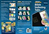 Tabbies Rainbow Bible Indexing Tabs, Old & New