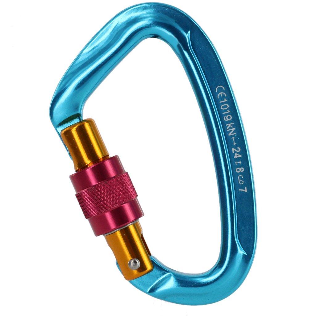 SUNXIN Gourde-Forme Porte-clefs Mousqueton 10pcs Mini-clips De Verrouillage