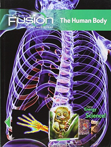 ScienceFusion, Module C: The Human Body, Interactive Worktext Grades 6-8, Student Edition