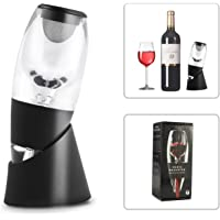 Hotder Wine Aerator Decanter with Base for Red Wine