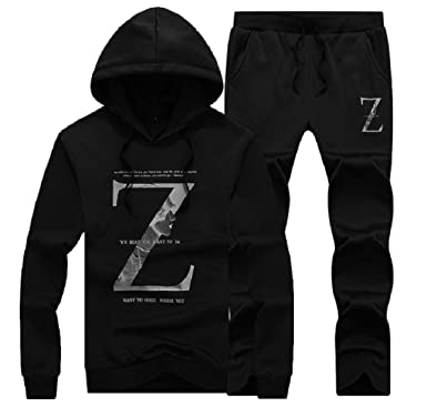 13cae6f142 Coolred-Men Hood Leisure Active Workout Long-Sleeve Painting ...