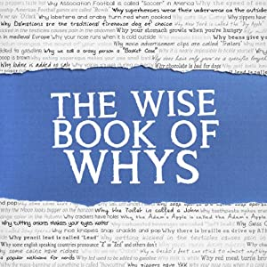 The Wise Book of Whys Hörbuch