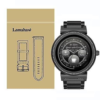 Amazon.com: lamshaw correa para reloj inteligente de ...