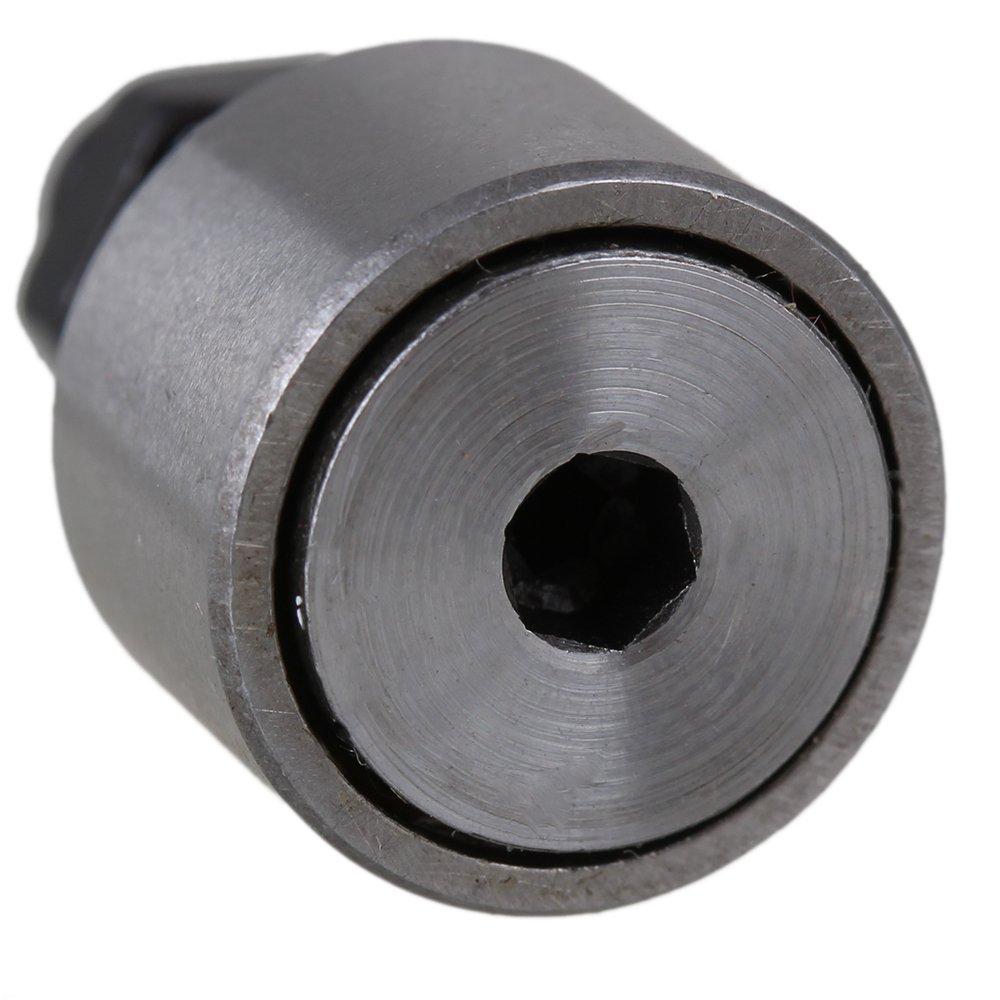 2 PCS 13mm Dia Cam Follower Needle Roller Bearing Stud Type Bearing Steel KR13
