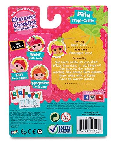 Lalaloopsy Minis Doll- Piña Tropi-Callie