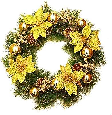 Amazon Com Rikey Christmas Decoration Christmas Creative Wreath