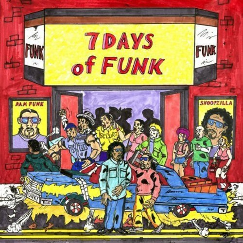 "7 Days of Funk / Faden Away (8 x 7"" Box Set)"