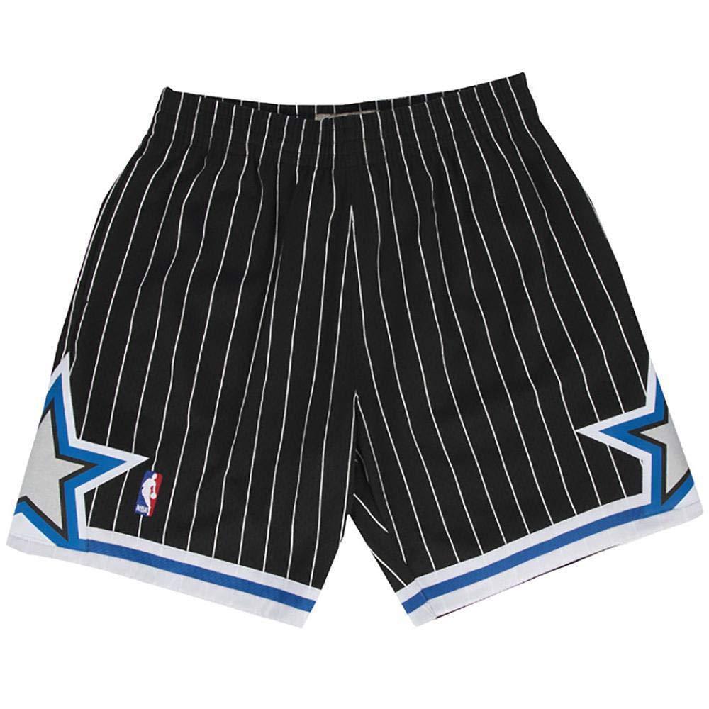 Mitchell   Ness Orlando Magic 1994-1995 Swingman NBA Shorts Black   Amazon.co.uk  Sports   Outdoors a519e8fa63e5