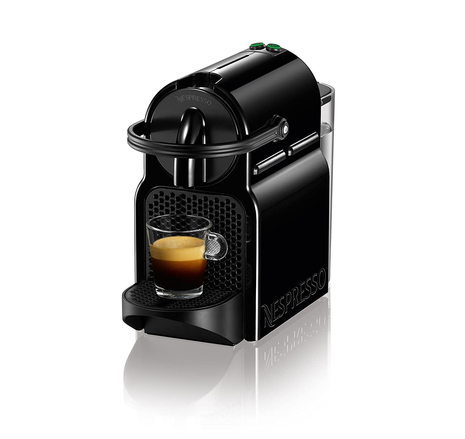 Nespresso Inissia Espresso Maker review Book Cover