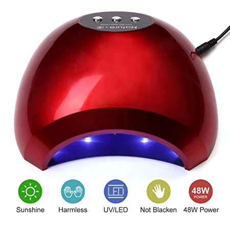 NATPLUS Red Nail Lamp