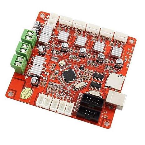Placa Base para Impresora 3D Anet V1.0 para Placa Base de Control ...