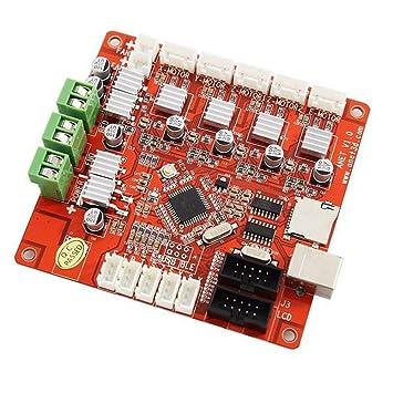 Placa Base para Impresora 3D Anet V1.0 para Placa Base de ...
