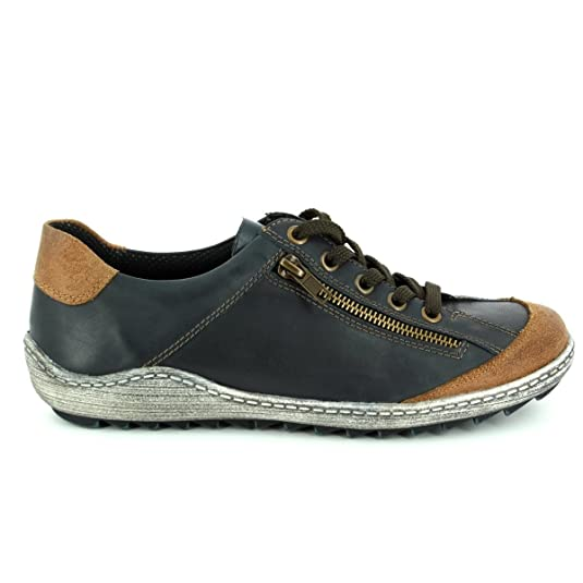 Remonte Liv R1400 Sneaker(Women's) -Whisky/Lake Cheap Price Clearance Exclusive Sale Visa Payment ALhjisY0k3