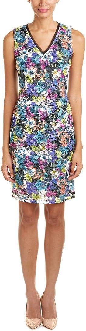 T Tahari Womens Sally Dress