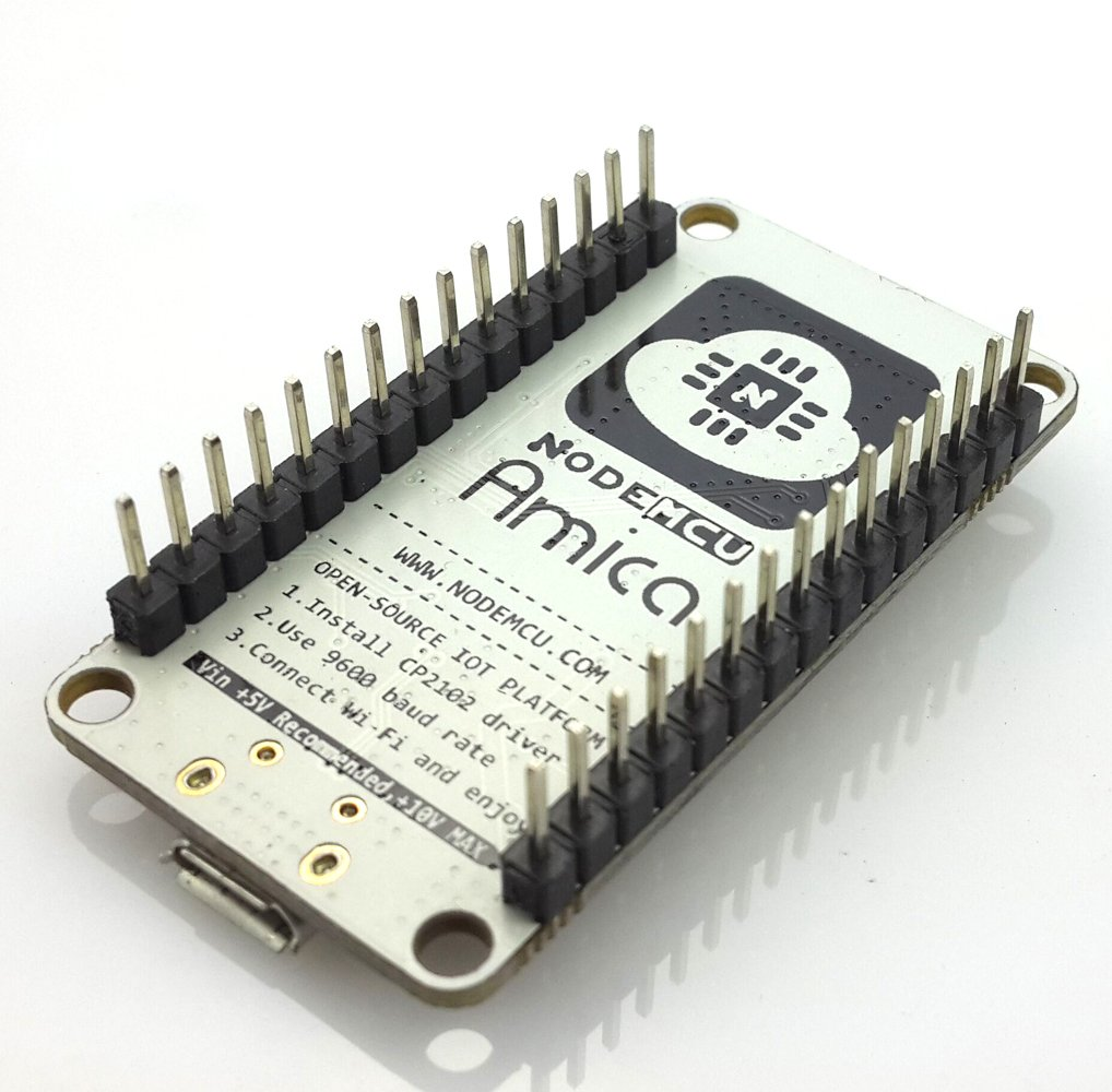 NodeMCU v2 ESP8266 ESP-12E CP2102 - bottom