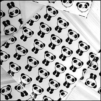 Amazon.com: 2020 Apple mini Ziplock Baggies Panda Diseño de ...