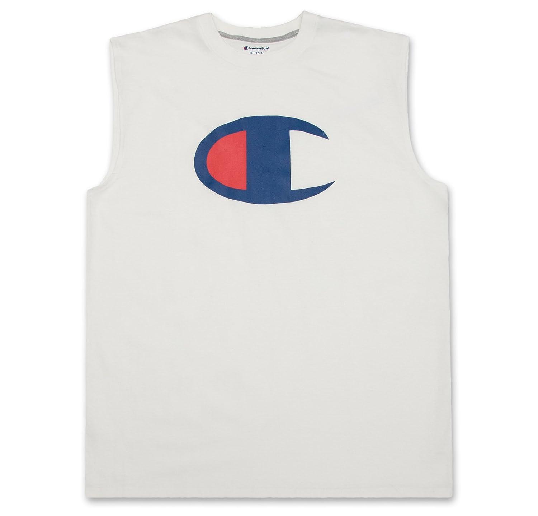 685db3b5061441 Amazon.com  Champion Mens Big and Tall Muscle T Shirt  Clothing