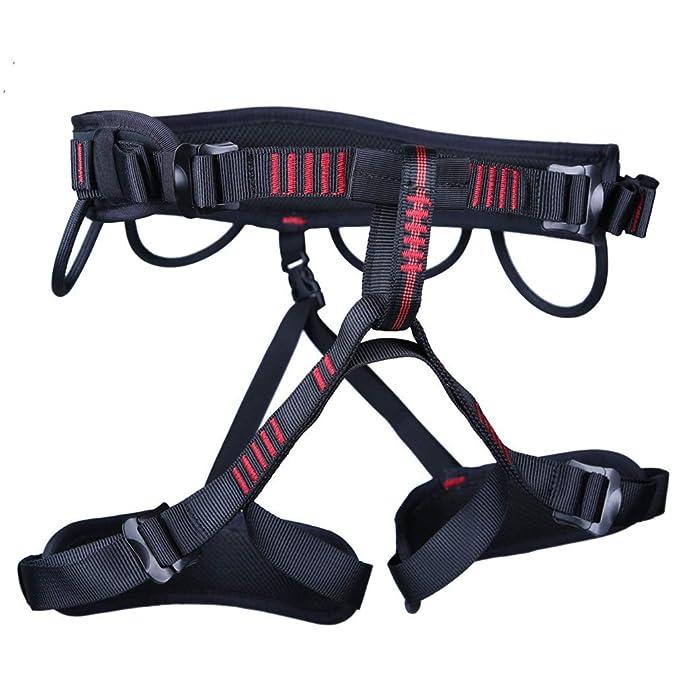 HANG Arnés de Escalada, Cinturones de Seguridad para Hombre ...