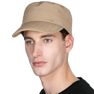 Comhats Gorra de béisbol para Hombre, Plegable y clásica, Gorra ...