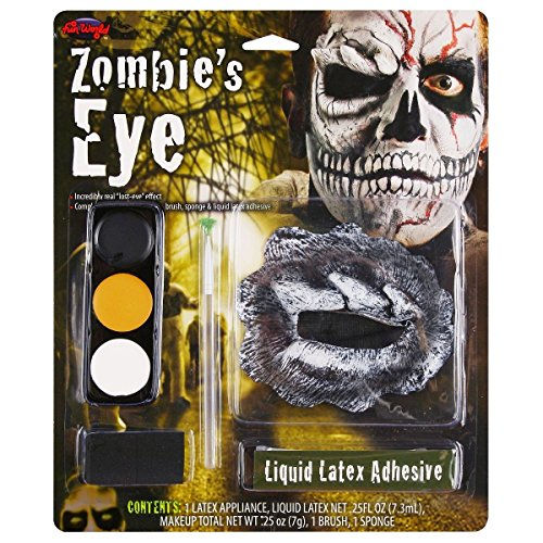 Zombie's Eye Kit Without Eye for $<!--$12.69-->