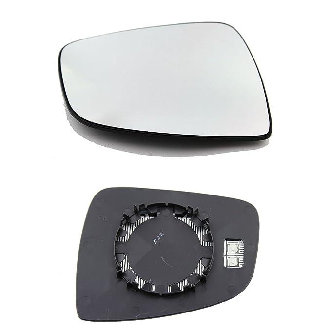 TarosTrade 57-0150-L-50722 Spiegelglas Links