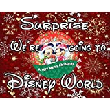 Amazon Com We Re Going To Disney World 30 Piece Puzzle Toys Games