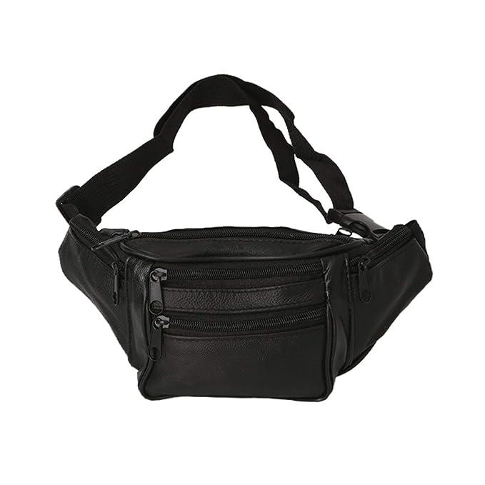 f74b9b1a9a26 Roselv Fanny Pack - Running Exercise Belt Waist Fanny Pack Belt Bag Pouch  Travel Hip Purse Men Women Waist Bag