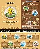 Re-Ment Pokemon Pikachu terrarium collection miniature 6 pieces per BOX