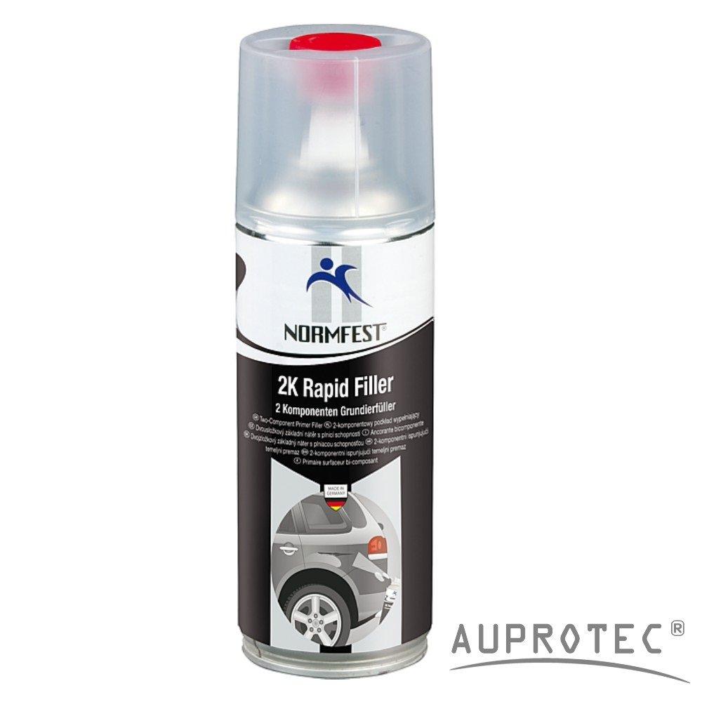 Auprotec ® normfest 2 k rapid filler grundierfüller vernis stylo high speed base spray 400 ml Auprotec® Normfest Chemie