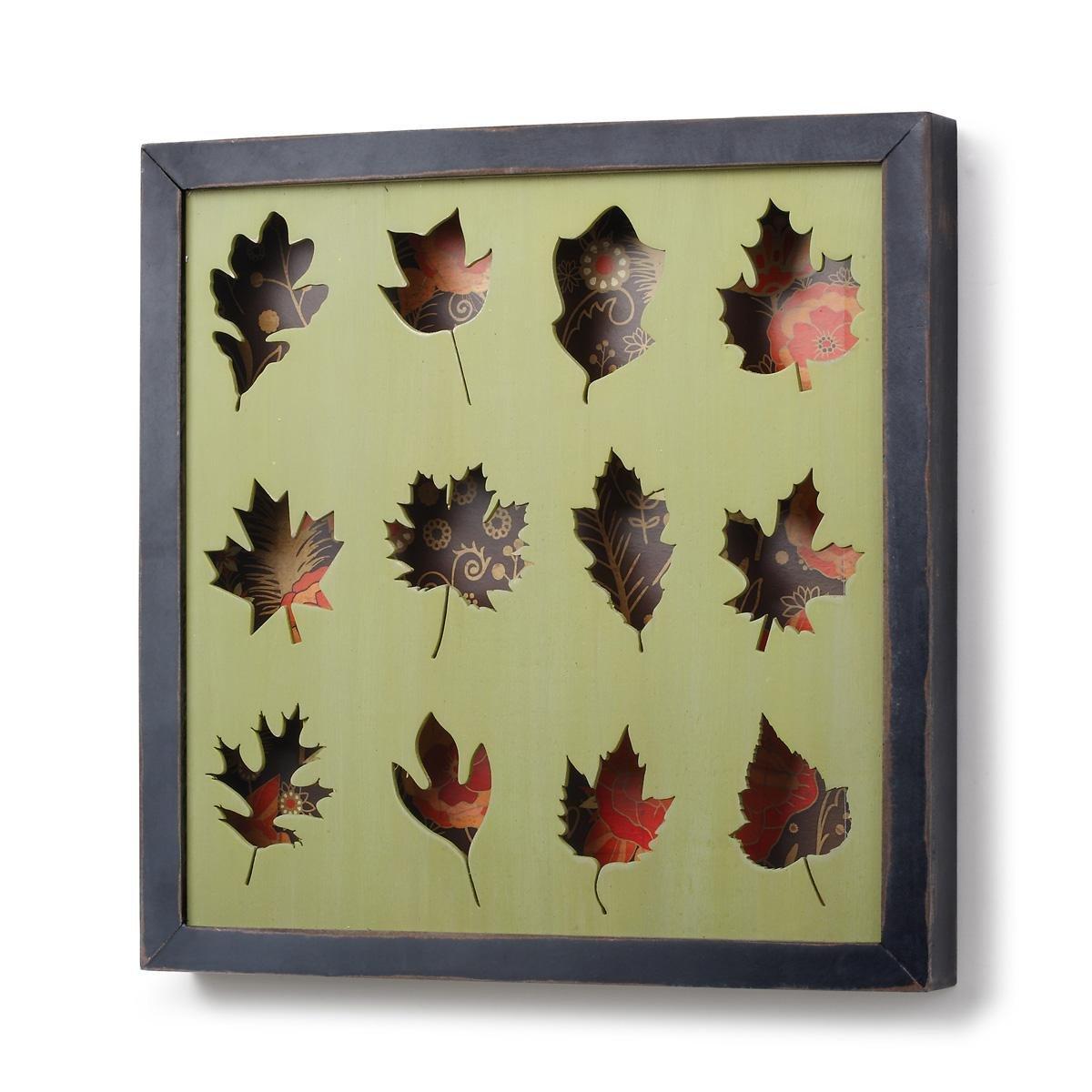 Amazon.com - DEMDACO Leaf Framed Shadow Box -