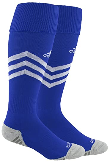302388b5e78f Amazon.com : adidas Mundial Zone Cushion OTC Sock : Clothing