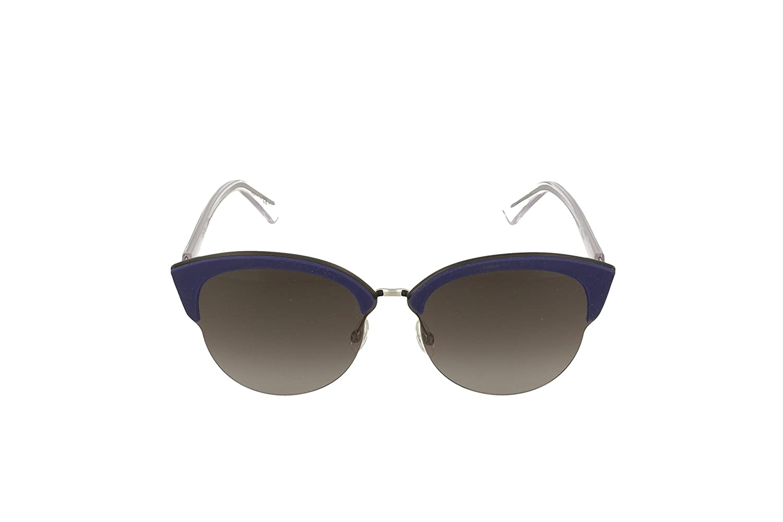 Christian Dior Run redonda gafas de sol para las mujeres ...