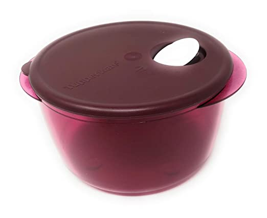 Tupperware Rock N Serve - Bandeja redonda para microondas (2 ...