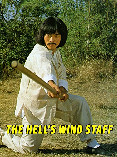 - Hell's Wind Staff