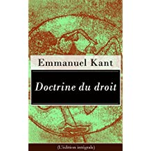 Doctrine du droit (L'édition intégrale) (French Edition)