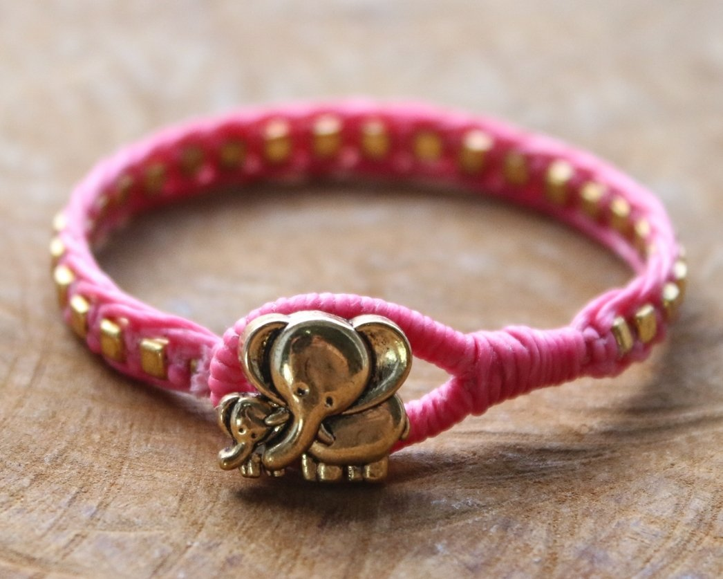 Amazon.com: Mother Daughter Elephant Bracelet, Christmas Gift ...
