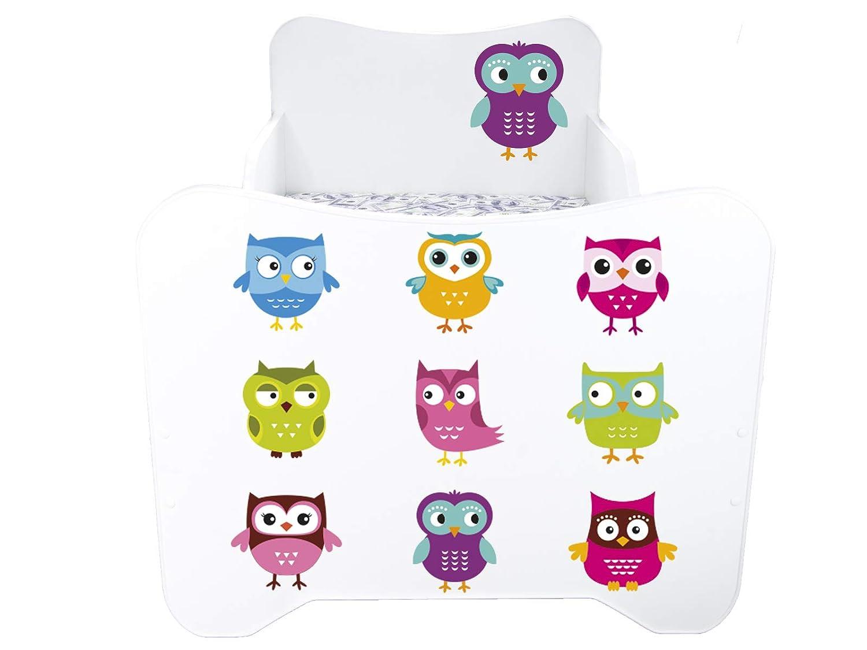 New !! Fish Toddler Children Kids Bed Including Mattress! 140x70 30 Designs