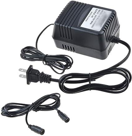 Accessory USA 24VAC 0.42A 10VA AC//AC Adapter for Model NO DA-10-24 DA-1024 Class 2 Transformer 24V Power Supply Cord