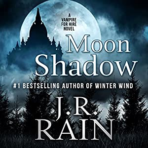 Moon Shadow Audiobook