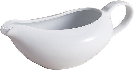 Amazon.com: HIC Porcelana Coupe Shaped Gravy Salsera, 18 ...