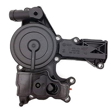 Separador de aceite Válvula PCV ajuste para Audi A3, A4 y A5 TT Q5 Volkswagen