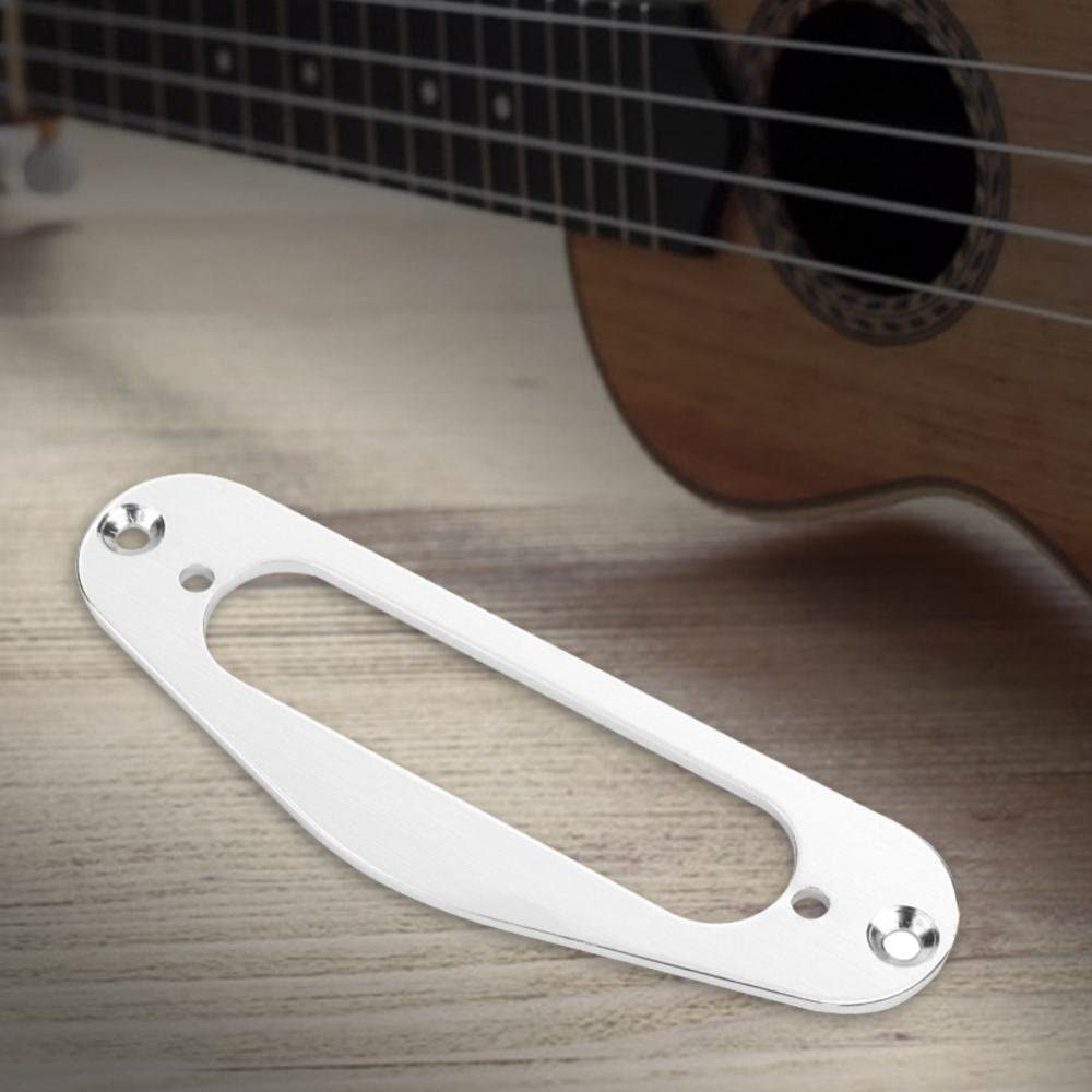 Pickup Frame Durable Metal Guitar Single Coil Pickup Mounting Ring for TL Style Electric Guitars