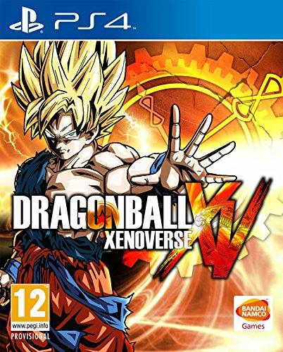 Dragonball XenoVerse (PS4) (Dragon Ball Vs One Piece Vs Naruto Game)