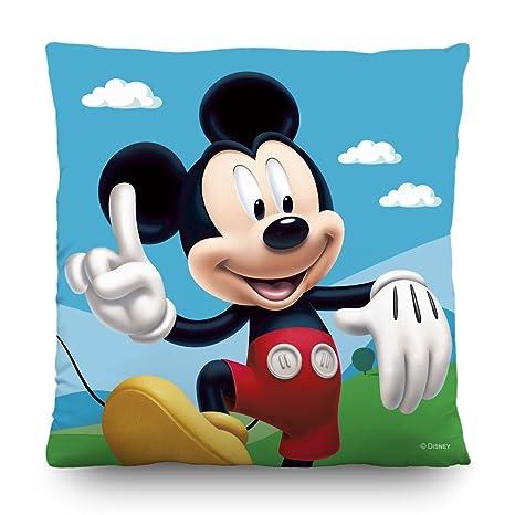 AG Diseño CND 3105 Disney Mickey Ratón, cojín, 45 x 45 cm ...