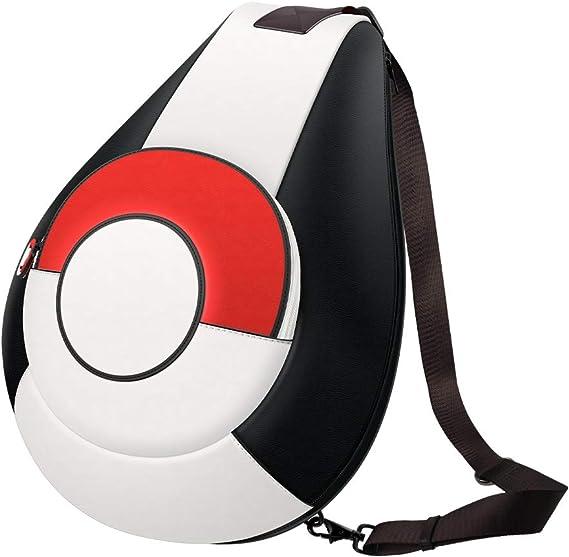 OIVO Mochila para Nintendo Switch Pokemon, Bolsa Bandolera portátil con Cuero sintético Impermeable para Entrenador Pokemon (Gran Capacidad): Amazon.es: Electrónica