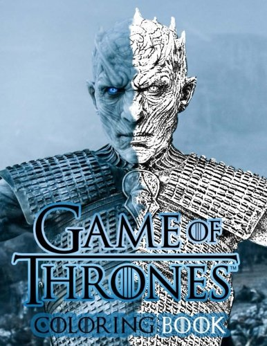 Game Of Thrones Coloring Book   From Season 7