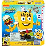 Mega Bloks SpongeBob SquarePants Block Construction Set