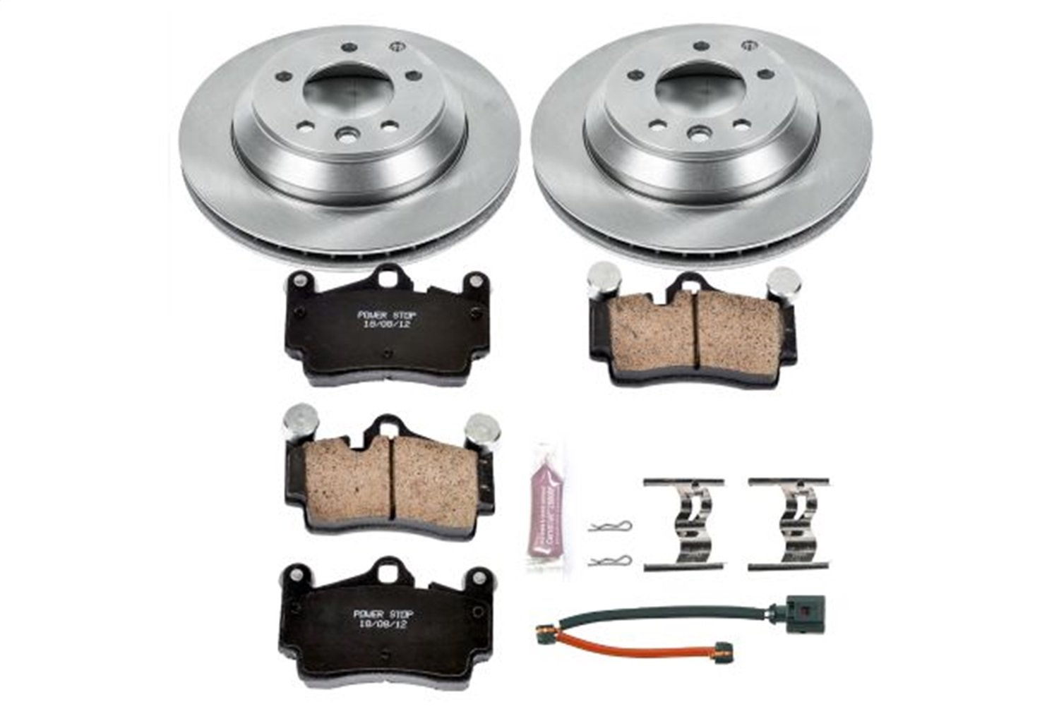 Autospecialty KOE5312 1-Click OE Replacement Brake Kit